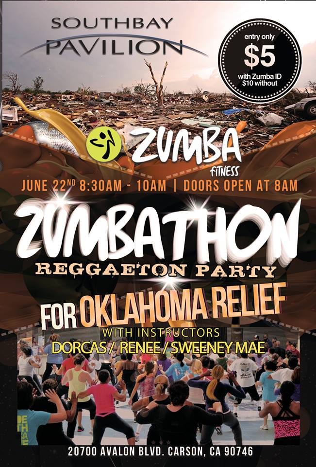 ZUMBA REGGAETON PARTY
