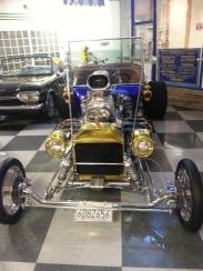 50's automobile