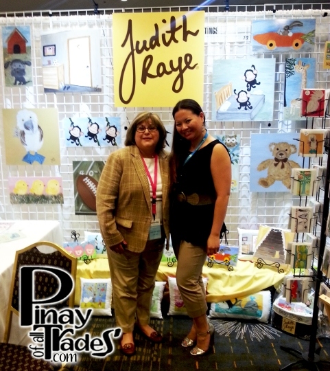 www.judithraye.com - A talented artist who is very passionate about art and for your baby's room!