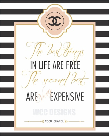 coco chanel quote Quote from powerful women