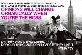 Tina Fey Quote: Quote from powerful women