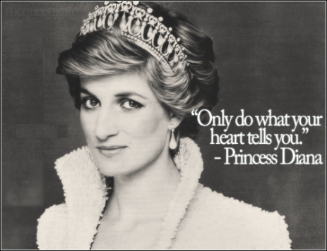 princes Diana Quote: Quote from powerful women