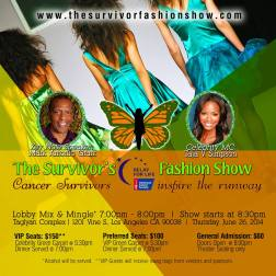 The Survivor's Fashion Show