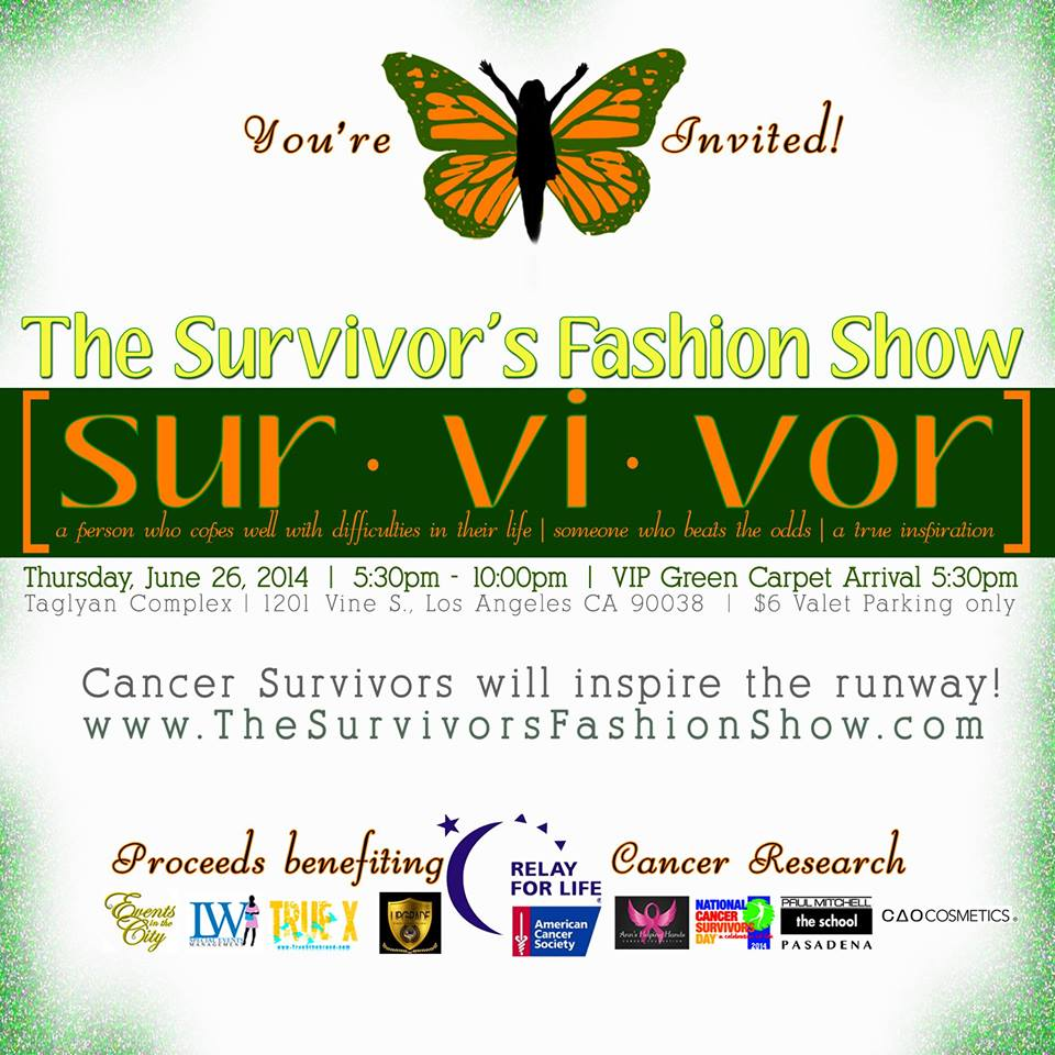 The Biggest Event In My Career So Far The Survivors Fashion Show