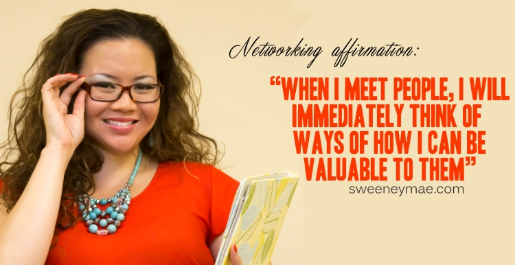 Networking Tips from Sweeney Mae