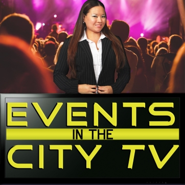 Events in the City Logo