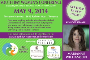2014 South Bay Women's Conference
