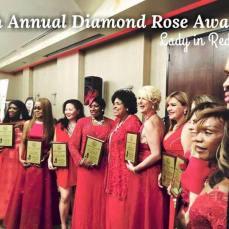 Diamond Rose Award
