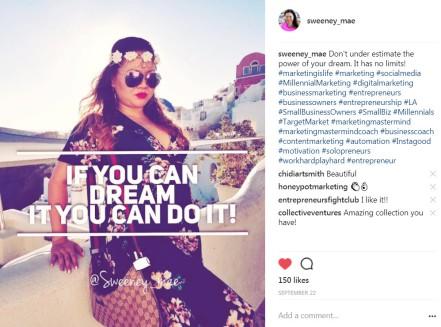 sweeney mae instagram 1